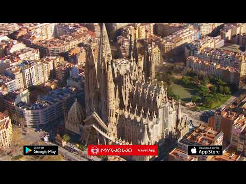 Sagrada Familia – Gaudi's Construction Site – Barcelona – Audio Guide – MyWoWo Travel App