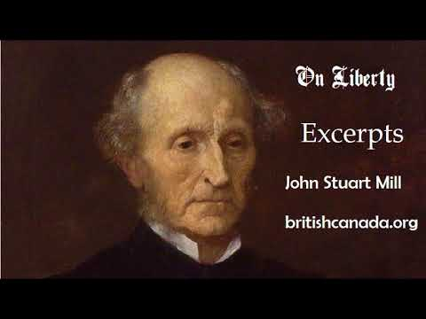 "John Stuart Mill on the ""potential tyranny of the majority"" in ""On Liberty"""