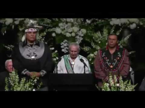 Native American Indians Speak about Allah & Muhammad Ali Impact