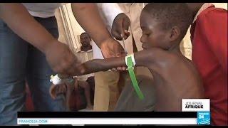 RD CONGO - Épidémie de rougeole : Des dizaines de milliers de malades