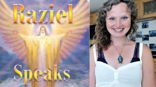 Archangel Raziel on the Secrets of Sacred Geometry 💛 Abbey Normal's Wisdom Quest