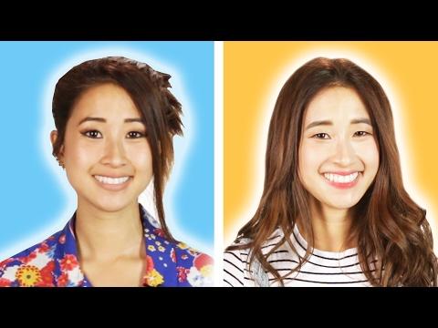 Korean Americans Try Korean Fashion Trends