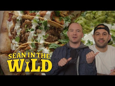 Taste-Testing the Internets Most Famous Pizzas | Sean in the Wild