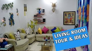 My Living Room Tour | Living Room Decoration Ideas | Catch Life with Bhumi