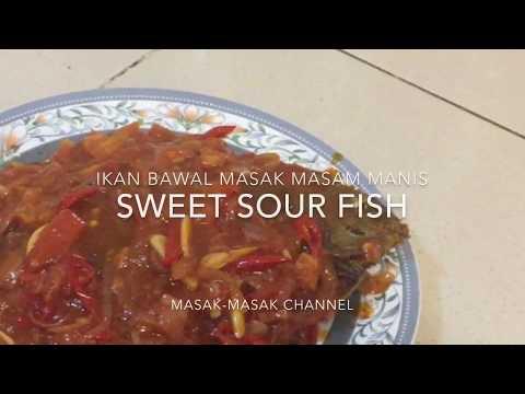 Sweet Sour Fish (Ikan Masam Manis)