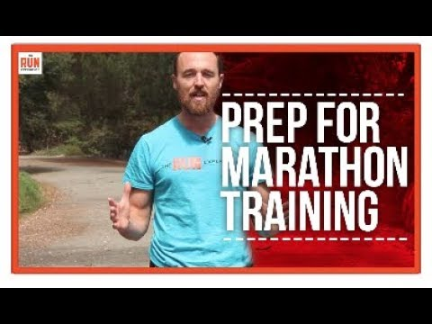 Thumbnail: How to Start Training for a Marathon | Your 4 Week PREP Plan