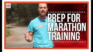 How to Start Training for a Marathon | Your 4 Week PREP Plan