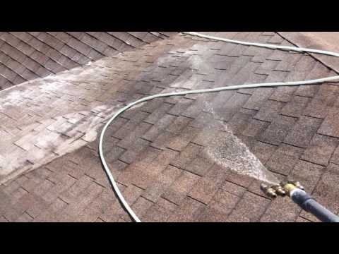 A-1 Pressure Washing & Roof Cleaning | Shingle Roof Cleaning | 941-815-8454