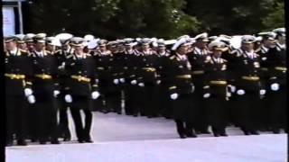 Калининградское Высшее Военно Морское училище  КВВМУ . Выпуск 1990 года. Факультет радиосвязи