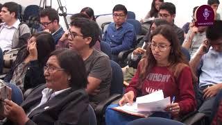 Tema:SAN MARCOS Y LA COMPETITIVIDAD EN EL PAÍS