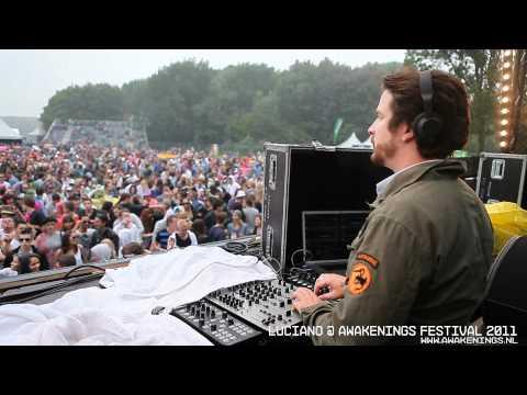 Luciano @ Awakenings Festival 2011
