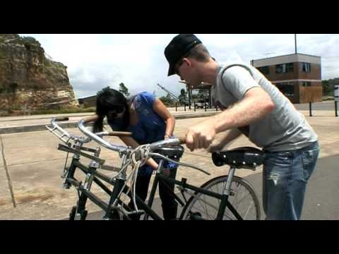 Side by side bike  Let's be Sociable: