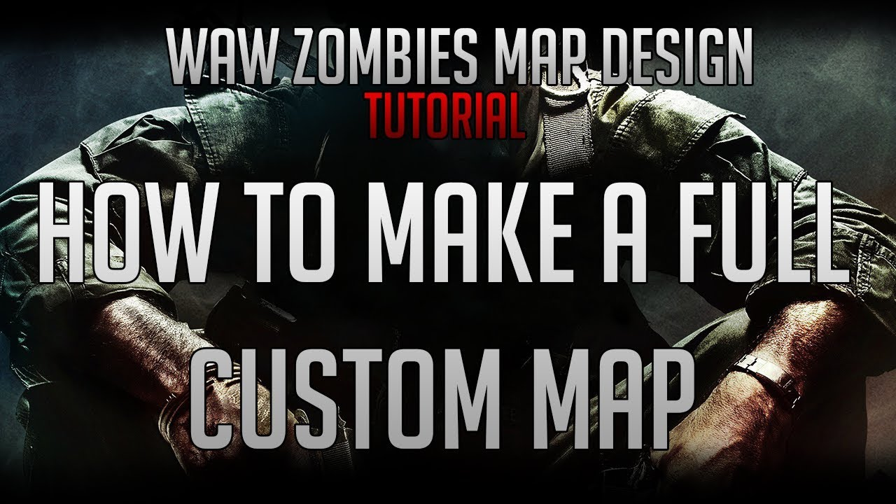 Waw zombies how to make a full call of duty world at war zombies waw zombies how to make a full call of duty world at war zombies map using ugx standalone gumiabroncs Image collections