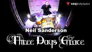 Состоялась автограф сессия Neil Sanderson Three Days Grace