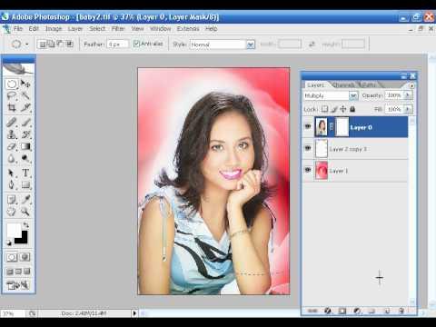 Demo video hoc Photoshop cua ky su Duong Trung Hieu hanamonline.avi