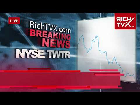 After Rich TVX News Ban – The Twitter Stock (TWTR) Continues to Decline – Cursed Jack Dorsey  2.0