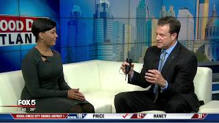 Bottoms stops by FOX 5, talks about victory in Atlanta mayor's race