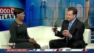 Bottoms stops by FOX 5, talks about victory in Atlanta mayor's race