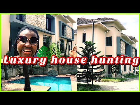 Most EXPENSIVE NEIGHBORHOOD in Port Harcourt / Luxury Apartment hunting