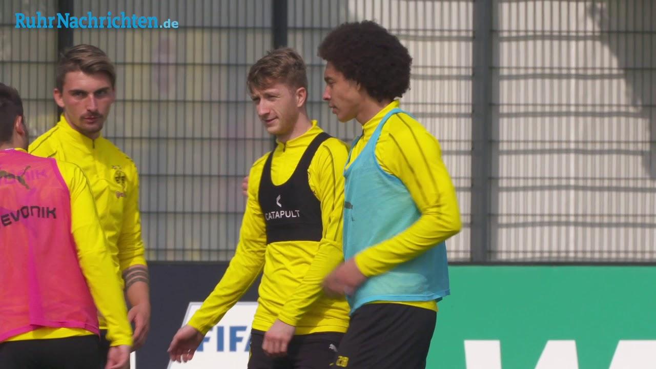 BVB startet die Vorbereitung auf das Bremen-Spiel