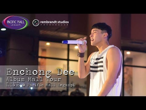 Enchong Dee Album Mall Tour LIVE @ Pacific Mall Legazpi Video by Rembrandt Studios