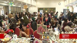 Spring Fest` ցուցահանդես–վաճառք` նվիրված գարնանային տոներին