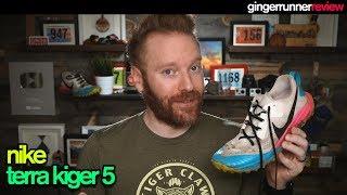NIKE TERRA KIGER 5 REVIEW | The Ginger Runner