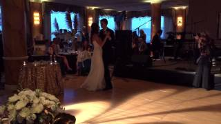 "K-Ci and JoJo ""All My Life"" wedding dance"