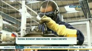 Global economy demonstrates stable growth