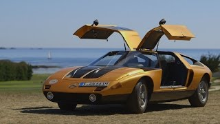 1970 Mercedes C111: Hands On with $1M Classic Car