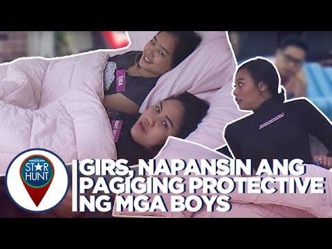 Camp Star Hunt: Girls, napansin ang pagiging protective ng mga Boys