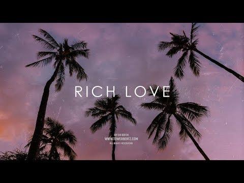R I C H L O V E - Afrobeat x French Montana Type Beat Instrumental (Prod. Tower x Marzen)