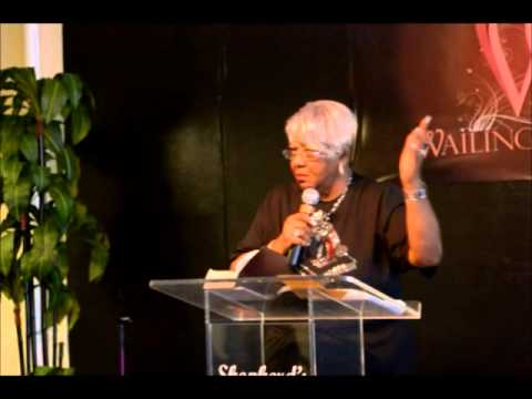 Calling For Wailing Women Conference 2014 - Bishop Patricia Tillman - Day 2