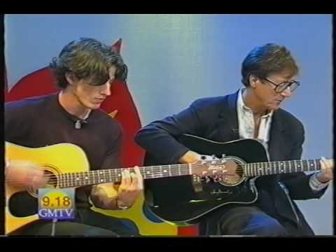 HANK MARVIN with BEN MARVIN 'ELEANOR RIGBY' - YouTube
