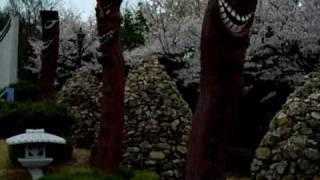 Korea shamanism. 장승 Jangseung(