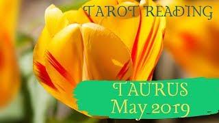 ACT AND YOU WILL WIN...🌷 Taurus May 2019.. 🌷(TAROT READING)
