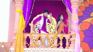 Rang de colors- Manish Raisinghani, Avika Gor ROSID of sasural simar ka performance