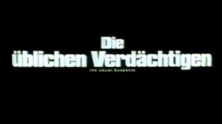 Die üblichen Verdächtigen - Trailer (1995)