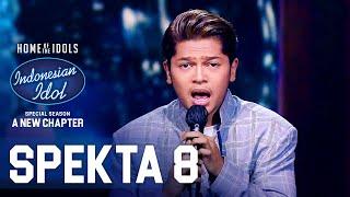 Download Mp3 MARK BLUE JEANS SPEKTA SHOW TOP 6 Indonesian Idol 2021