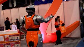 Video still for Alibaba com Robot 2