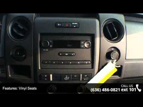 2014 ford f 150 xl lou fusz ford chesterfield mo 63005 youtube. Black Bedroom Furniture Sets. Home Design Ideas