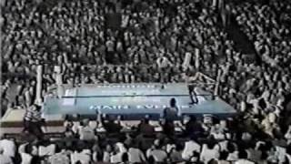 Pernell Whitaker's 5th Pro Fight