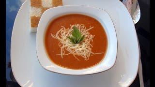 Sütlü Domates Çorbası Tarifi nasıl yapılır?