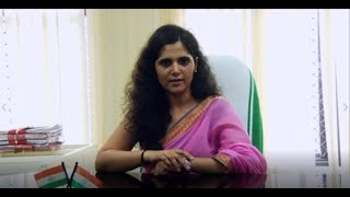 Anu Kumari, Assistant Collector, TVM  Message for Guest Workers