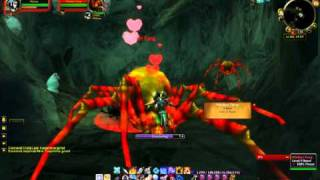 Mother Fang Tame - Rare Red Spider in Elwynn Forest