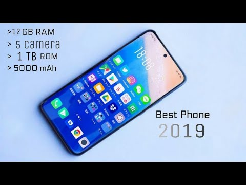 Best Latest Released Flagship Phones 2019 (Newest Smartphones)