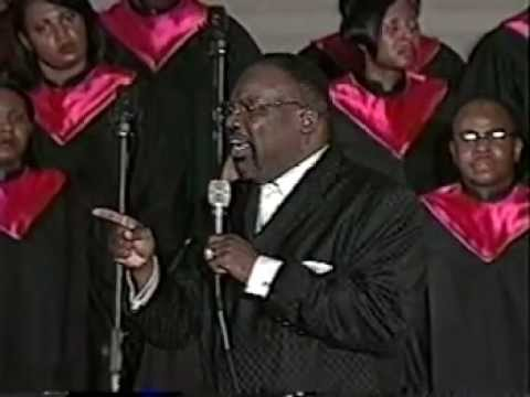 """Shirley Caesar""""You're Next In Line For A Miracle!""""pt.1/2"""
