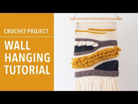 woven-crochet-wall-hanging-tutorial