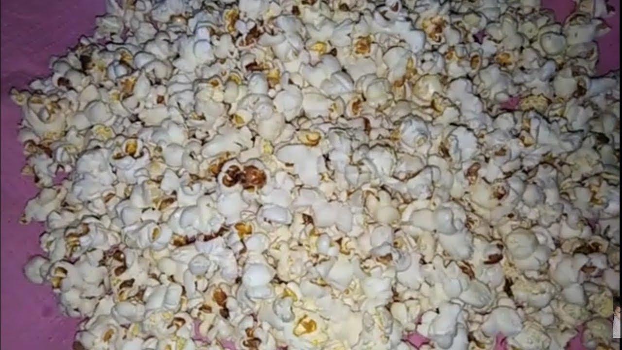 Popcorn Homemade Popcorn On Stove Weekend Activities