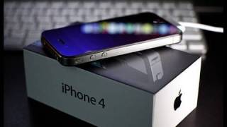 Unboxing: New iPhone 4